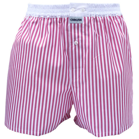 School Field Boxer Shorts - made in the UK by Chalfin