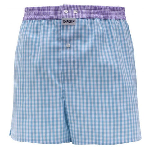 School House Boxer Shorts - made in the UK by Chalfin