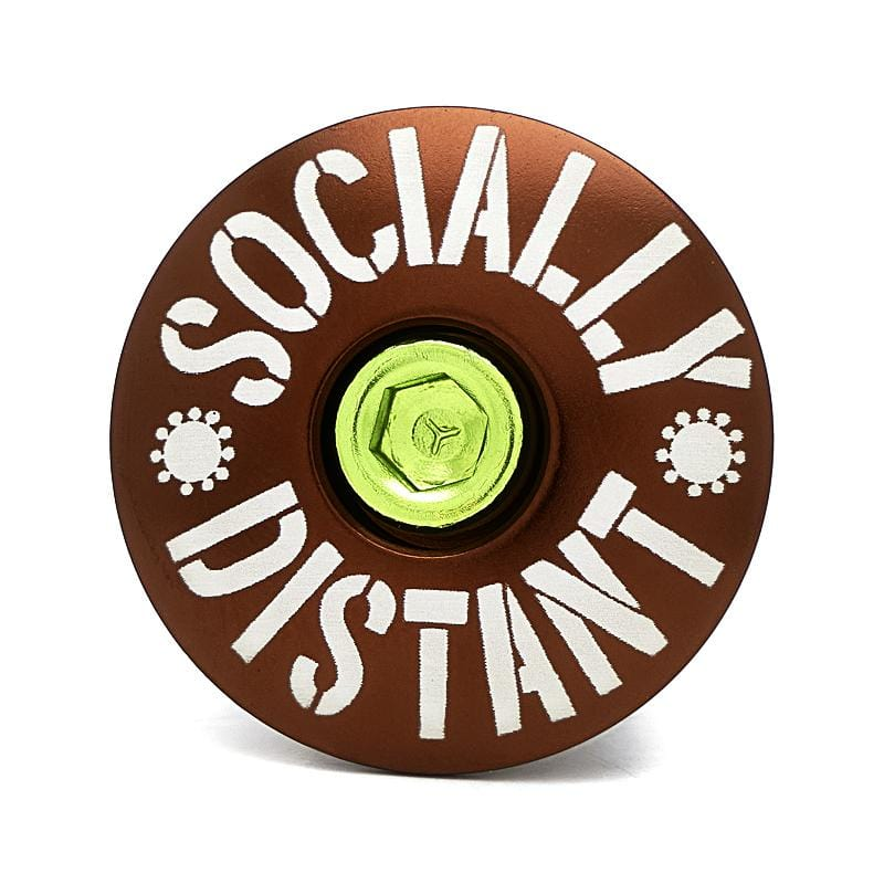 Socially Distant - Brian Biggs