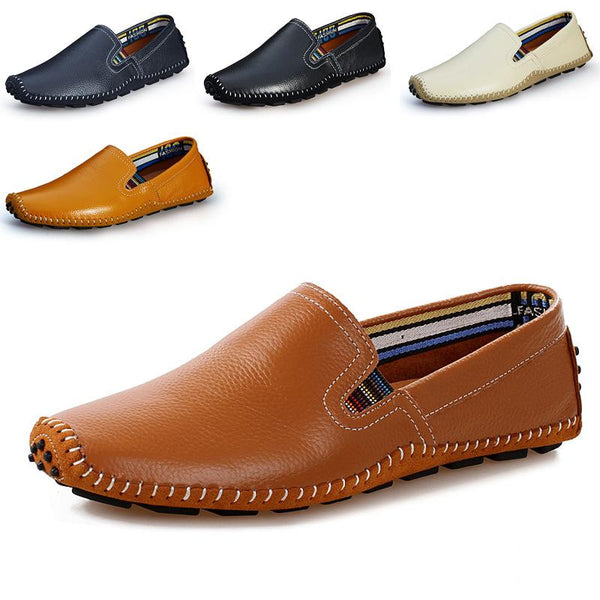 Large Size Men's Casual Shoes and Flat Shoes