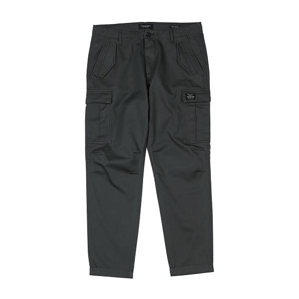 Men Casual Cargo Ankle-Length military Trousers Pants