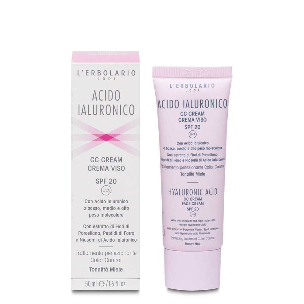 Acido Ialuronico Cc Cream Crema Viso 50 ml - Q Shops