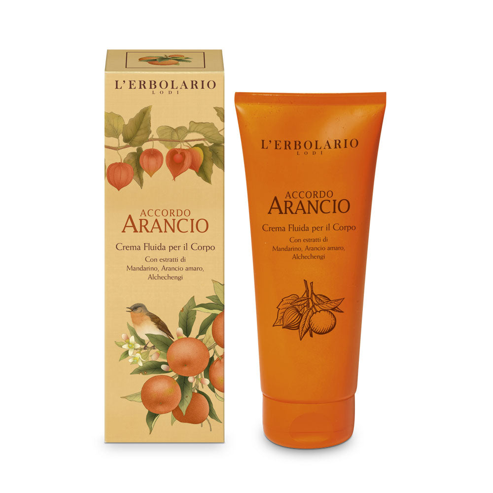 Accordo Arancio - Crema Corpo 200 ml - Q Shops