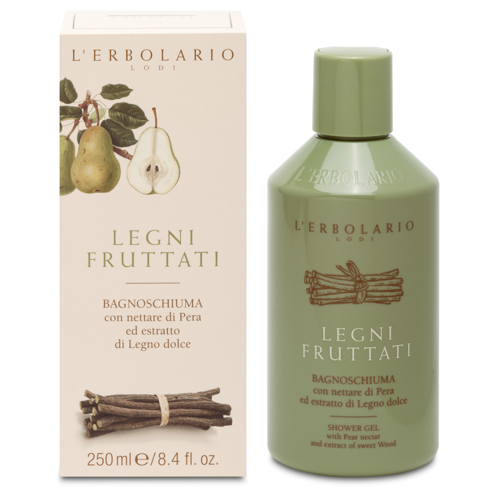 Legni Fruttati - Bagnoschiuma 250ml - Q Shops
