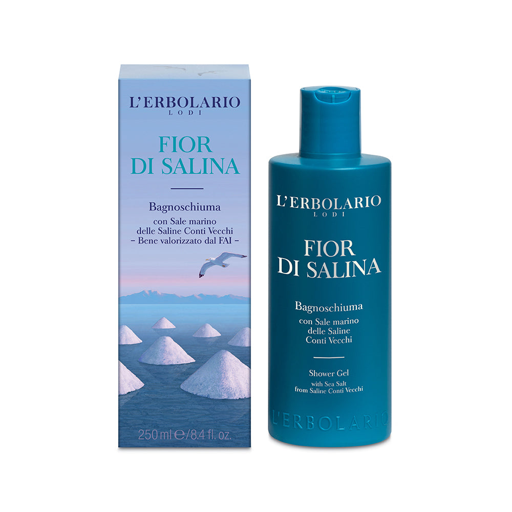 Fior di Salina - Bagnoschiuma 250 ml - Q Shops