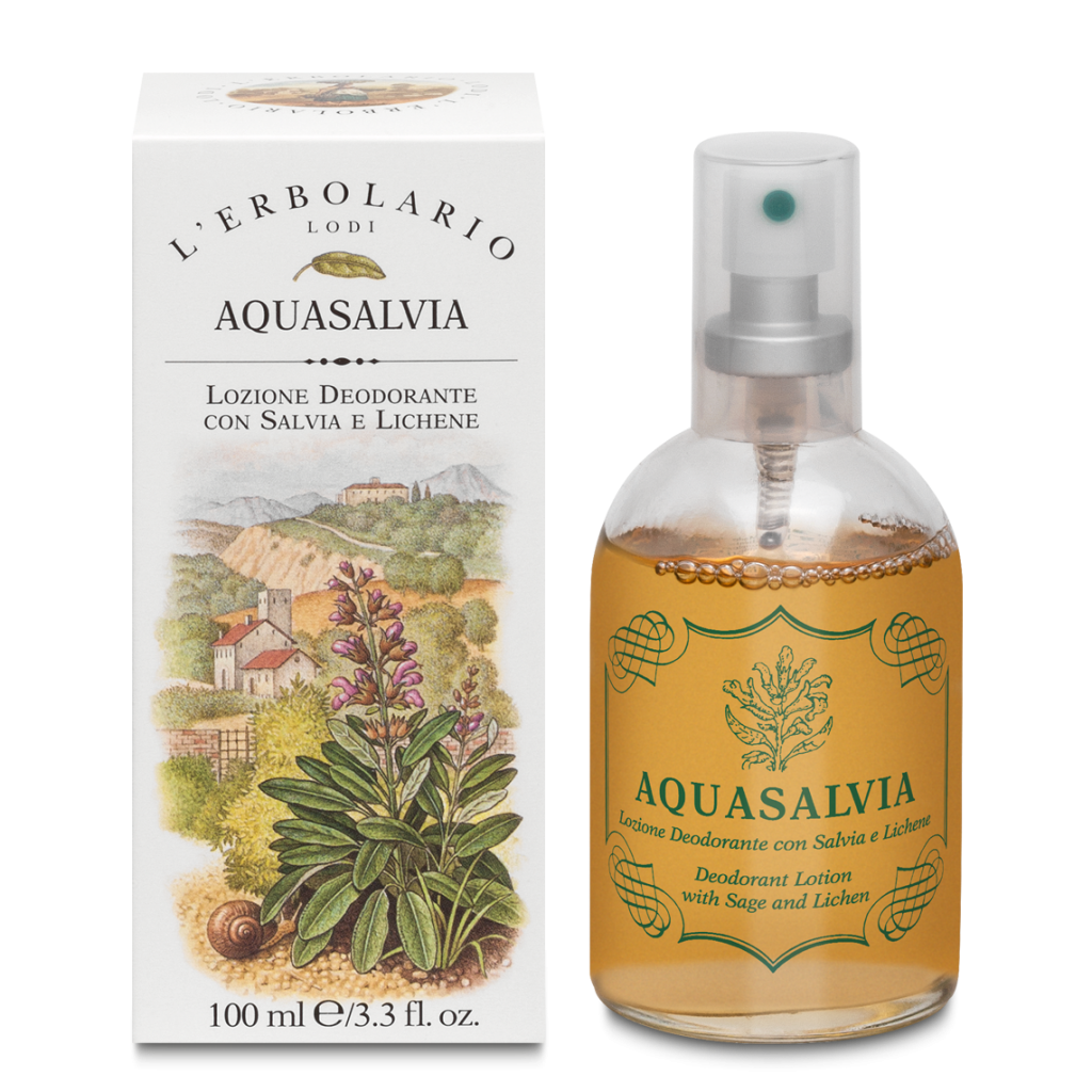 Aquasalvia 100ml - Q Shops