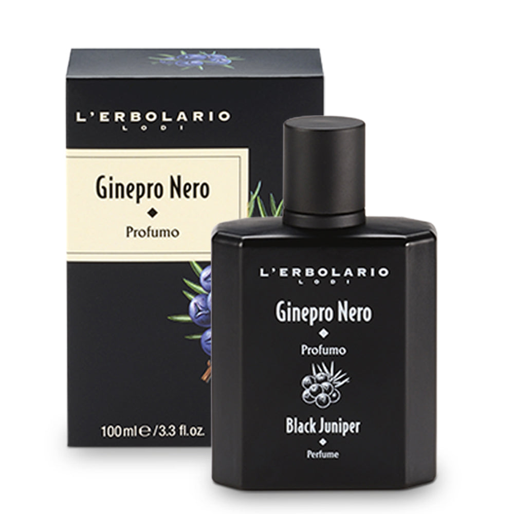 Ginepro Nero - Profumo 100 ml - Q Shops