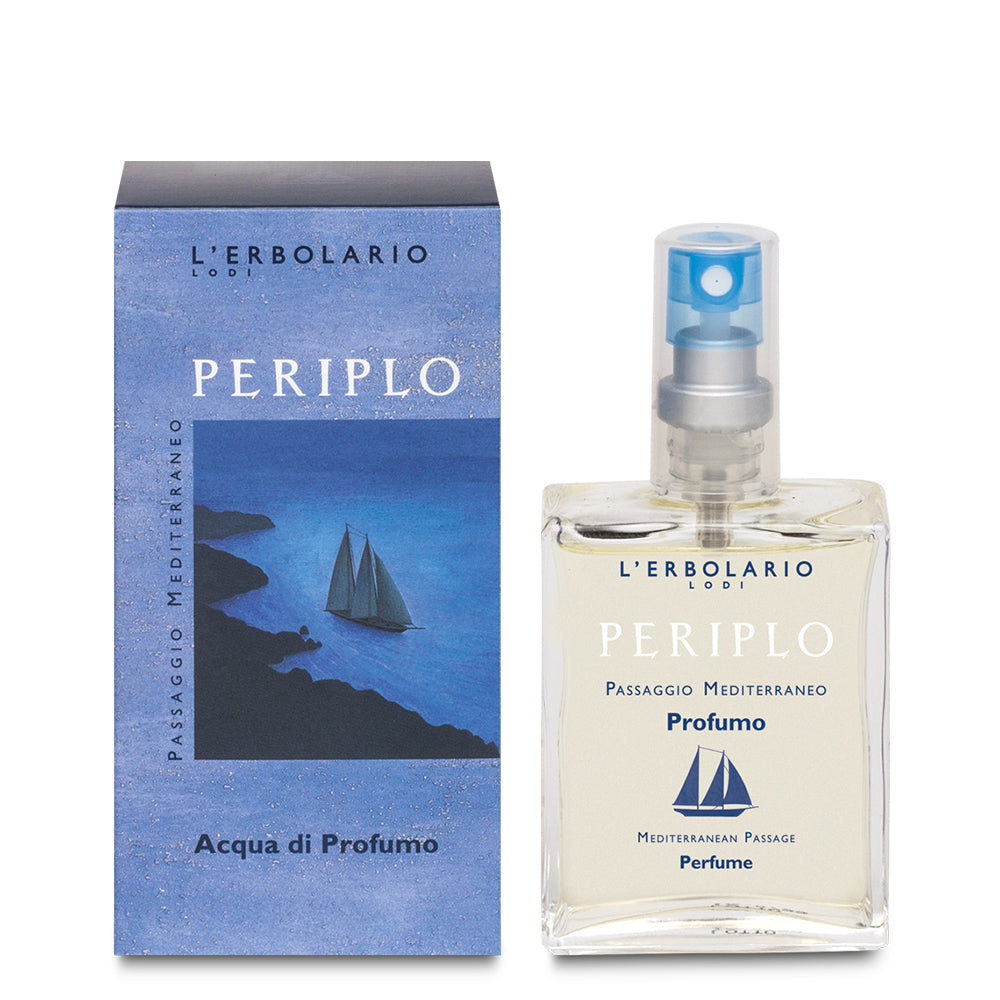 Periplo - Acqua di profumo 50 ml - Q Shops