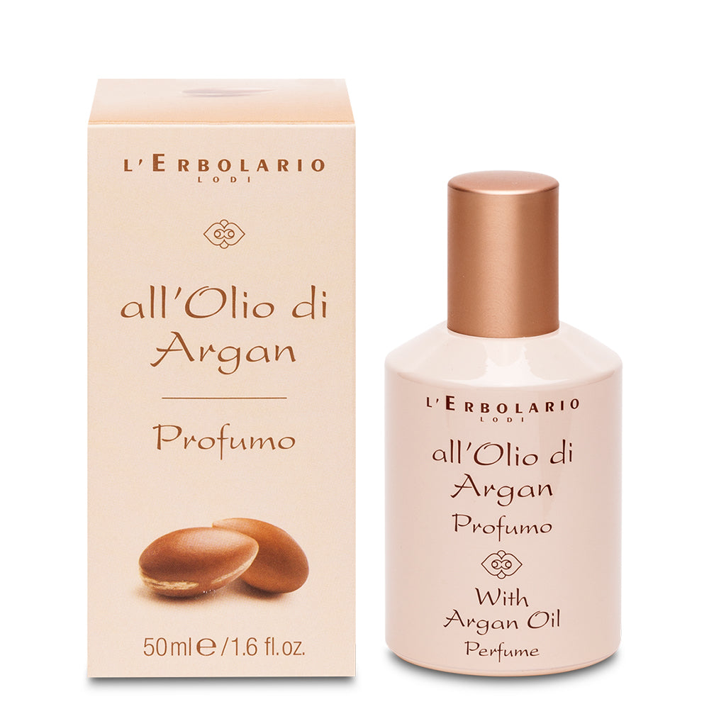 All'Olio di Argan - Profumo 50 ml - Q Shops