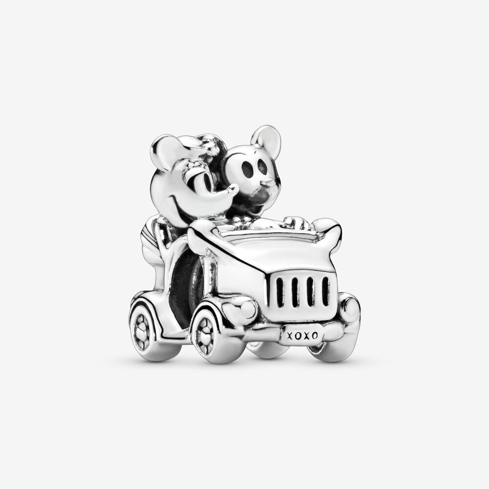 Disney L'Auto di Mickey Mouse & Minnie - Q Shops