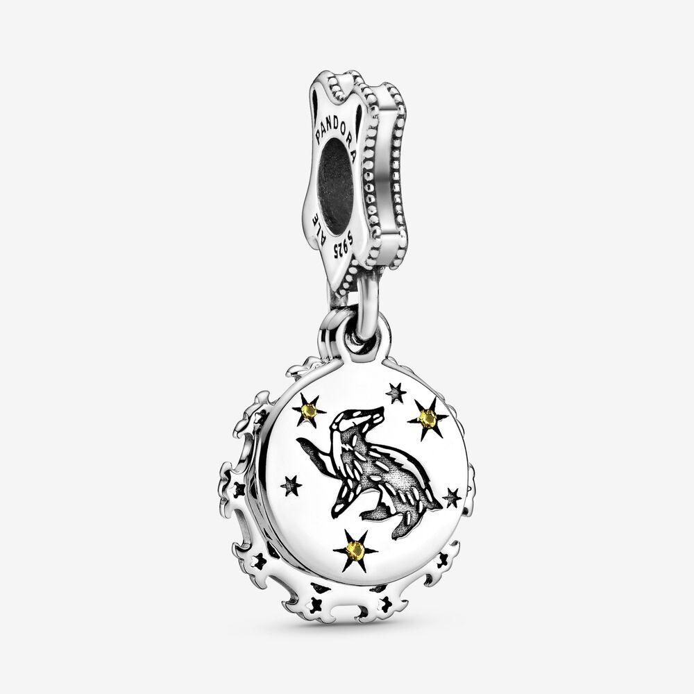 Harry Potter  Charm Pendente Tassorosso - Q Shops