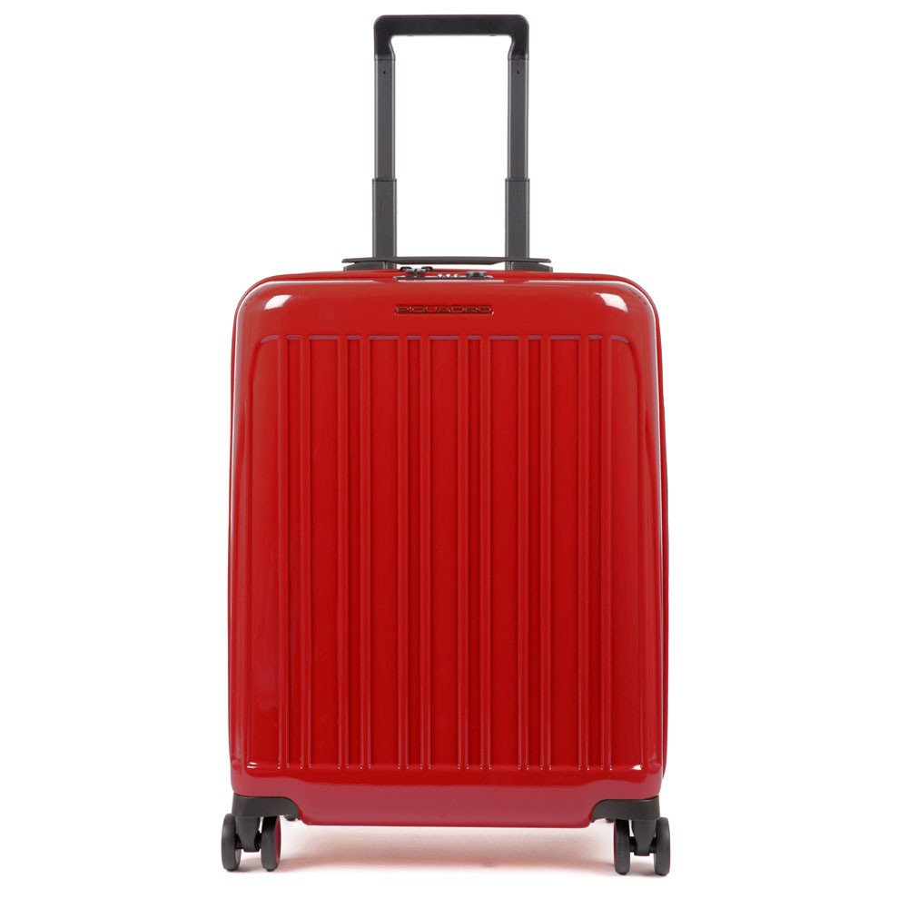 Trolley cabina rigido ultra slim a quattro ruote Seeker - Q Shops