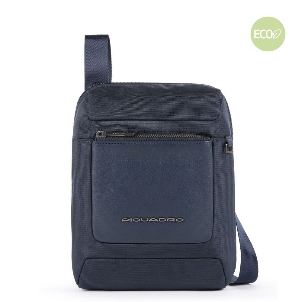Borsello grande porta iPad Macbeth - Qshops (Piquadro)