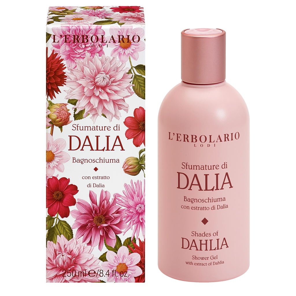 Sfumature Di Dalia - Bagnoschiuma 250 ml