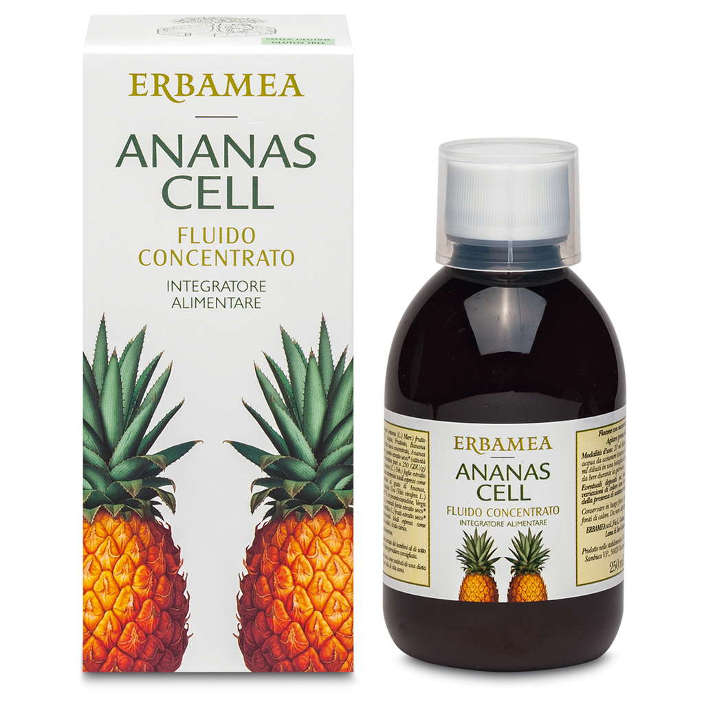 Ananas Cell - Fluido Concentrato 250 ml - Q Shops