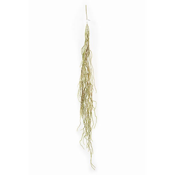 Artificial Hanging Aerial Root 100cm Green Brown