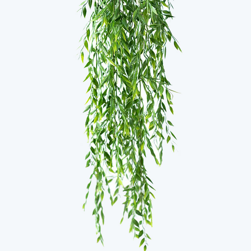 Hanging Grass Bush 75cm - ARTIFICIAL PLANTS