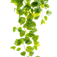 Hanging Pothos Bush 107cm - ARTIFICIAL PLANTS