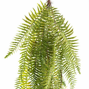 Hanging Fern 114cm - ARTIFICIAL PLANTS