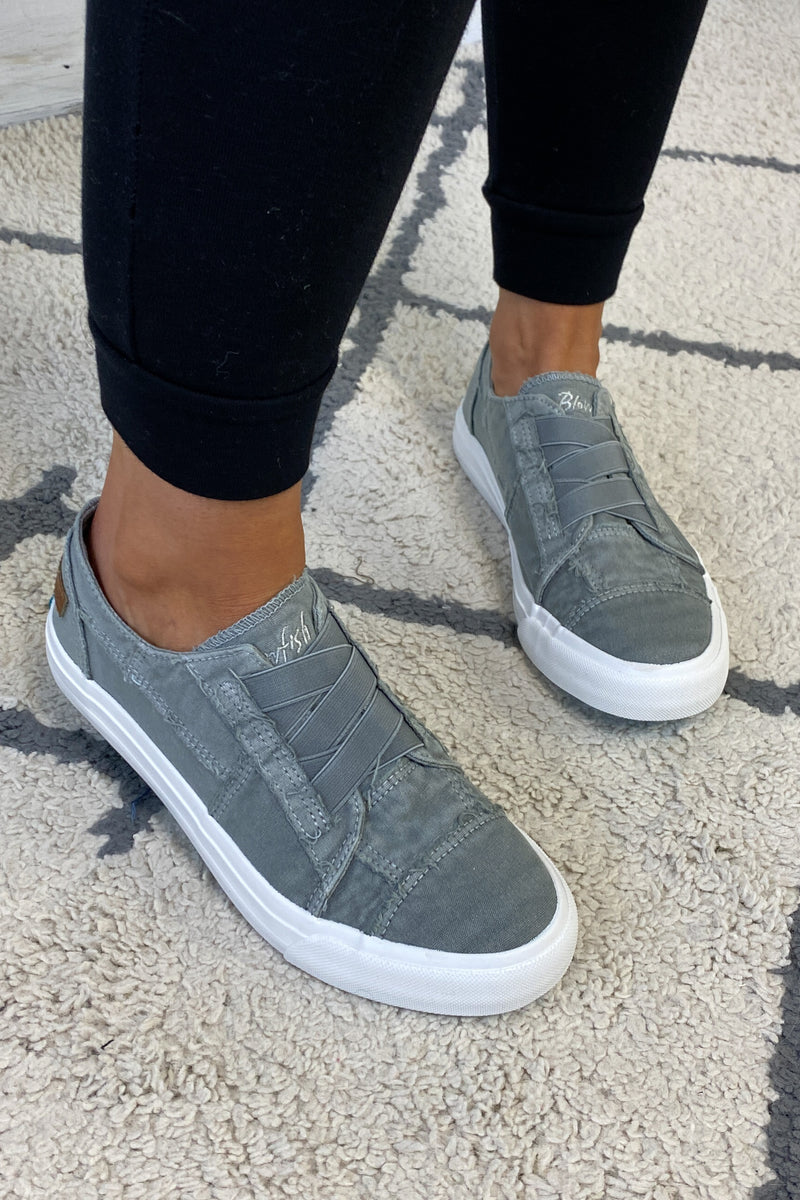 Blowfish Marley Sneaker : Grey