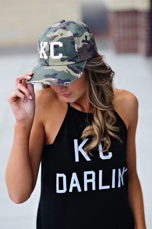 * 1KC Baseball Hat : Camo