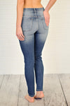 * KanCan Chelsea Sundburry Ankle Skinny Jean : Medium Wash