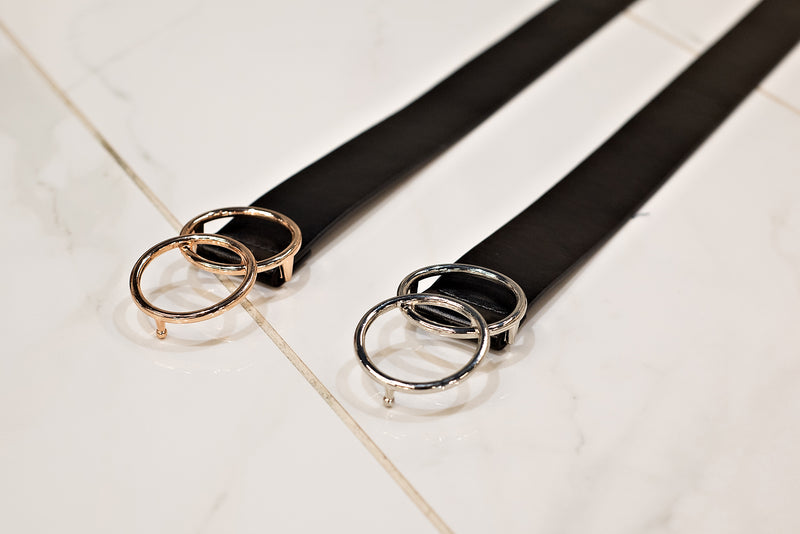 Come Full Circle Belt : Black