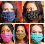Sew KC Face Masks : Multi