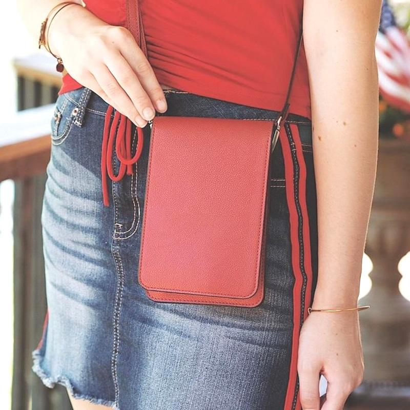 The Metro Touch Screen Purse