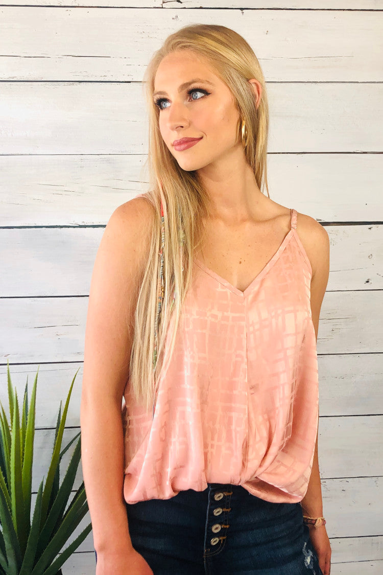 Dream About You Top : Blush