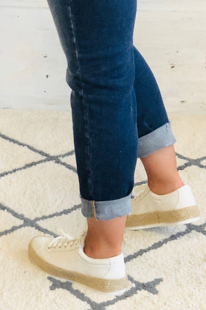 Maria Very G Espadrille Sneakers : White