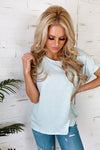 Crushing Casually Pocket Tee : Mint