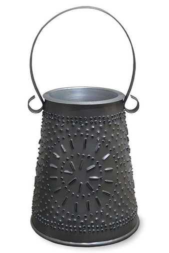 Punched Tin Wax Melter