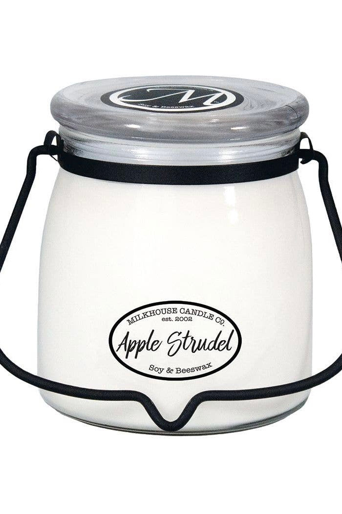 16oz Milkhouse Butter Jar Candles