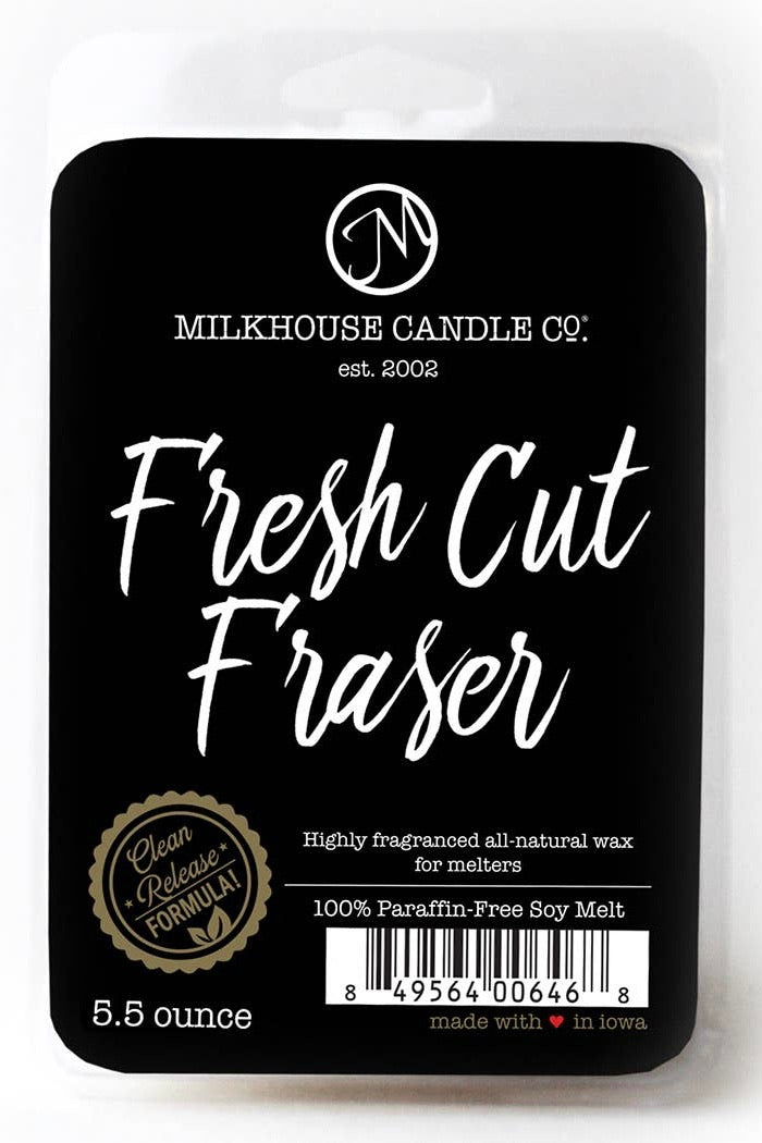 5.5oz Milkhouse Fragrance Wax Melts