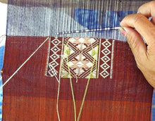 Load image into Gallery viewer, Laos Weavings #7