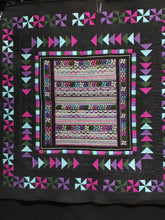 Load image into Gallery viewer, Akha Panels-Hand Embroidered #5