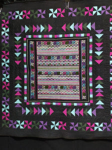 Akha Panels-Hand Embroidered #4