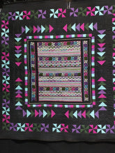 Load image into Gallery viewer, Akha Panels-Hand Embroidered #2