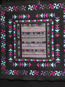 Akha Panels-Hand Embroidered #2