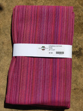 Load image into Gallery viewer, Stripe Cotton-Pink 01150