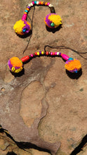 Load image into Gallery viewer, Accessories-Beaded Tassels-Yellow/Orange 02532