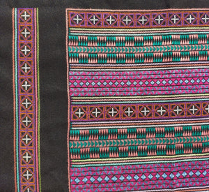 Akha Panels-Hand Embroidered #5