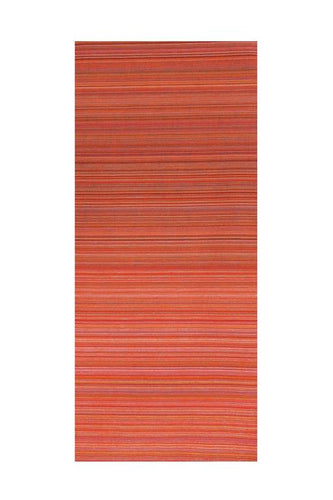 Stripe Cotton-Orange 01155