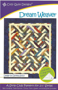 Dream Weaver Pattern 03472