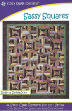 Load image into Gallery viewer, Sassy Square Pattern-ST-03470