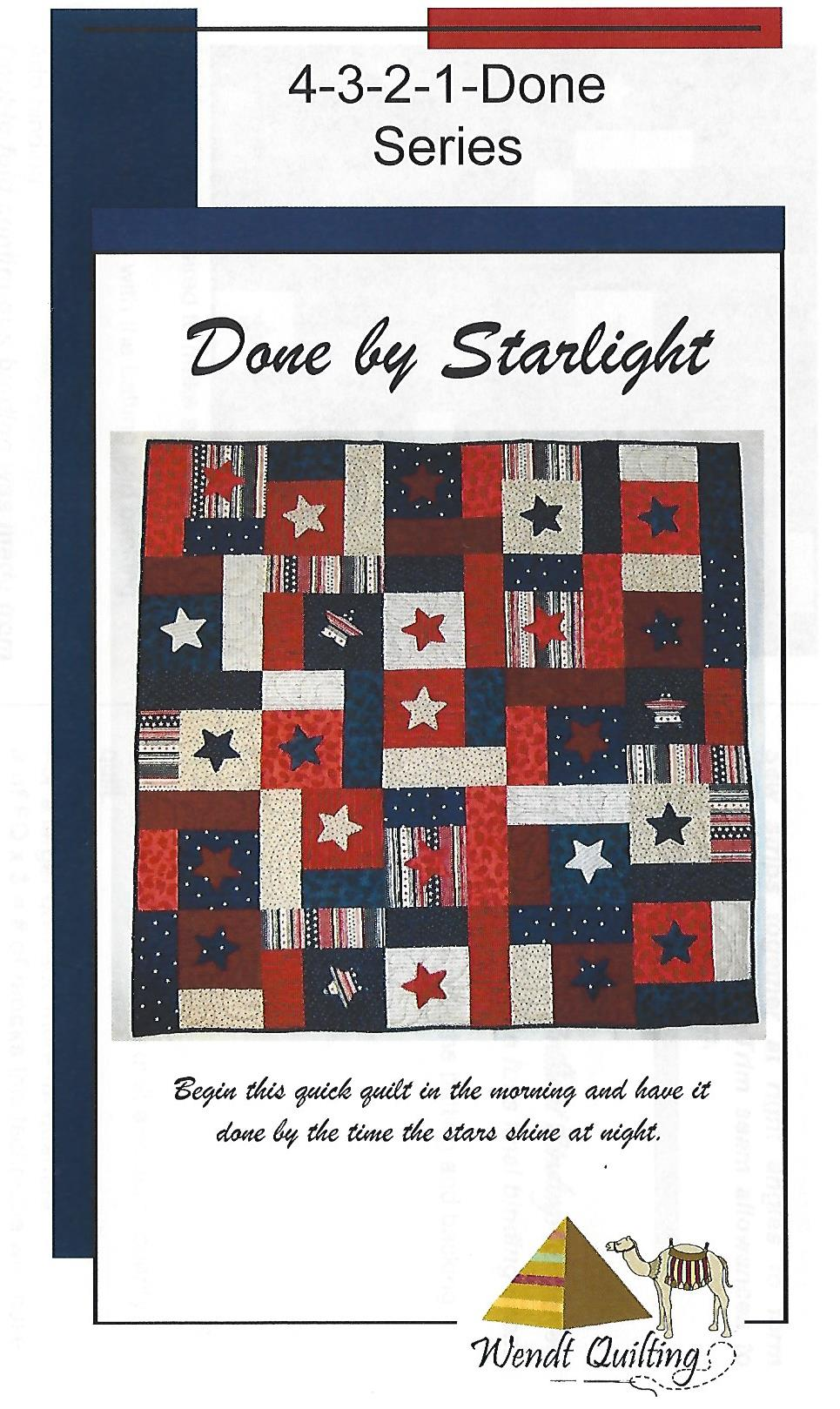 Done by Starlight Pattern-FQ-03451