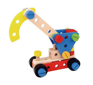 Construction Builder Set - Bloomy Brain Toys