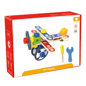 DIY Planes - Wooden - Bloomy Brain Toys