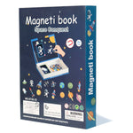 Magneti Book- Educational Game - Bloomy Brain Toys